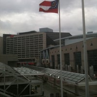 Photo taken at Georgia World Congress Center (GWCC) by Sc🍗t on 2/14/2012