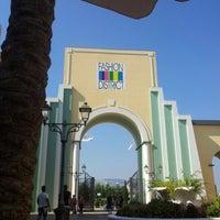 Foto scattata a Valmontone Fashion District da Xmont il 8/20/2012