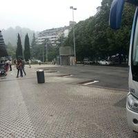 Photo taken at Donostia | San Sebastián Bus Station by Fabian A. on 6/28/2012