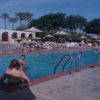 Photo taken at Legacy Golf Resort Poolside by Stephen K. on 3/29/2012