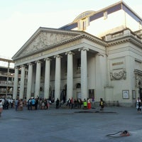 Photo prise au La Monnaie par Servaas W. le9/8/2012
