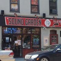 Photo taken at The Sound Garden by Nika W. on 7/31/2012