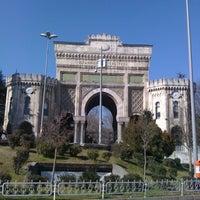 3/17/2012 tarihinde Ncervatogluziyaretçi tarafından Beyazıt Meydanı'de çekilen fotoğraf