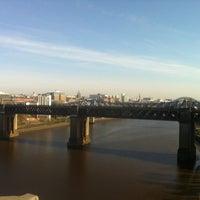 Photo taken at Redheugh Bridge by Paul T. on 3/28/2012