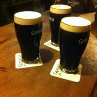 Photo taken at The Michael Collins Irish Pub by Patryk P. on 4/23/2012