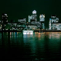 3/9/2012にnick n.がDoubleTree by Hilton Hotel London - Docklands Riversideで撮った写真