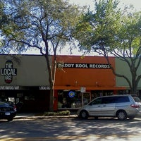 Photo taken at Daddy Kool Records by Courtney P. on 3/5/2012