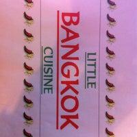 Photo taken at Little Bangkok Cuisine by Joe R. on 2/10/2012
