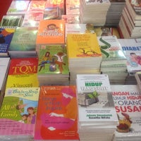 Photo taken at Gramedia by Sarah D. on 7/9/2012