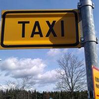 Photo taken at Taksi Tampere by Sergey on 5/6/2012