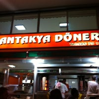 Photo taken at Antakya Döner by cüneyt e. on 9/3/2012
