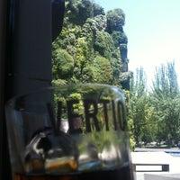 7/28/2012 tarihinde Ignacio A.ziyaretçi tarafından Vertical Caffé'de çekilen fotoğraf