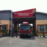 Photo taken at Balai Bomba & Penyelamat Tanjung Karang by Edy Feriow on 3/1/2012