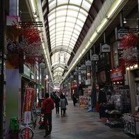 Photo taken at 新京極商店街 by Shu on 2/26/2012