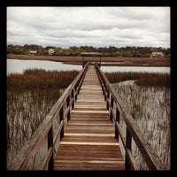 Photo taken at Pawleys Island by Terrell S. on 4/6/2012