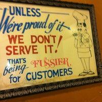 Photo taken at Potbelly Sandwich Shop by Jerrel B. on 3/16/2012