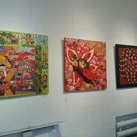 Photo taken at Zanabazar Museum by Khaliun B. on 9/9/2012