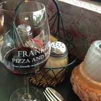 Photo taken at Frankie's Pizza & Pasta by Anita G. on 5/18/2012