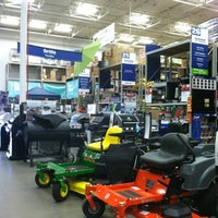 Photo taken at Lowe's Home Improvement by Cindy P. on 6/8/2012