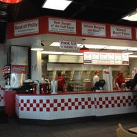 Photo taken at Five Guys by Rigo M. on 6/15/2012