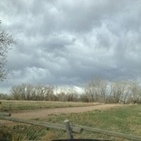 Photo taken at Arapaho Bend Natural Area by Monica O. on 4/12/2012