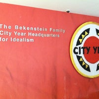 Photo taken at City Year, Inc. by Theresa on 8/29/2012