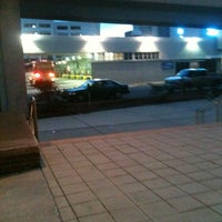 Photo taken at Greyhound Bus Lines by Goldie on 8/16/2012