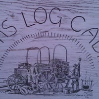 Photo taken at Sam's Log Cabin by Garrett on 2/5/2012