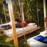 Photo taken at Casanovas Beach Club by Totor N. on 8/21/2012