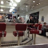 Photo taken at Johnny Rockets by Dave R. on 2/20/2012