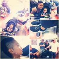 Photo taken at Rosewood Barbershop II by Jane A. on 6/2/2012