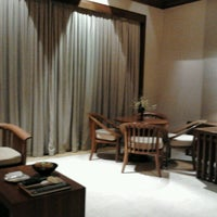Photo taken at The Dharmawangsa Hotel by ina nurlena w. on 6/20/2012