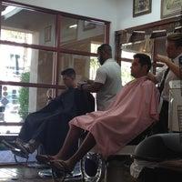 Photo taken at Logan Bros. Shaving Co. by James P. on 7/28/2012