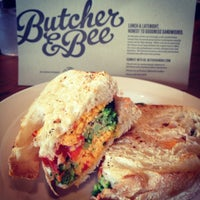 Photo taken at Butcher & Bee by Brian C. on 5/28/2012