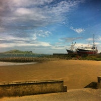 Photo taken at Howth / Binn Éadair by Daniel C. on 7/23/2012