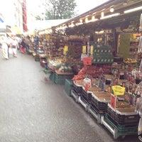 Photo taken at Flower Market by Marcel v. on 8/24/2012