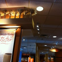 Photo taken at Saint Louis Bread Co. by heather marie h. on 3/9/2012