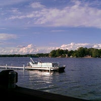 Photo taken at Bostwick Lake Inn by Jake M. on 6/22/2012
