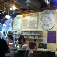 Photo taken at The Crumpet Shop by Tana W. on 7/18/2012