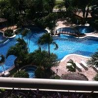 Photo taken at Camino Real Hotel by Rodrigo M. on 7/7/2012