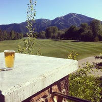 Photo taken at Sun Valley Club & Golf Course by Sun Valley Resort on 6/14/2012