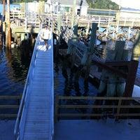 Photo taken at Great Diamond Island Dock by Ike on 8/8/2012