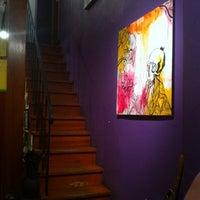 Photo taken at Zona Rosa Caffe by Alejandro C. on 7/28/2012