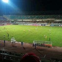Photo taken at Stadium Darul Aman by Megat A. on 8/28/2012