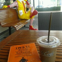 Photo taken at McDonald's & McCafé by Nattawat S. on 7/21/2012