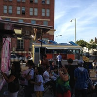 Photo taken at The EatUp by Derek Y. on 6/16/2012