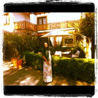 Photo taken at Bavária Sport Hotel by Marcela G. on 8/15/2012