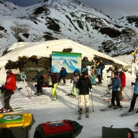 Photo taken at The Remarkables Ski Area by Greg S. on 7/15/2012
