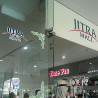 Photo taken at Jitra Mall by Spyro S. on 4/2/2012