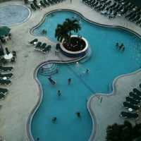 Photo taken at Resort on Cocoa Beach by Taz M. on 7/16/2012